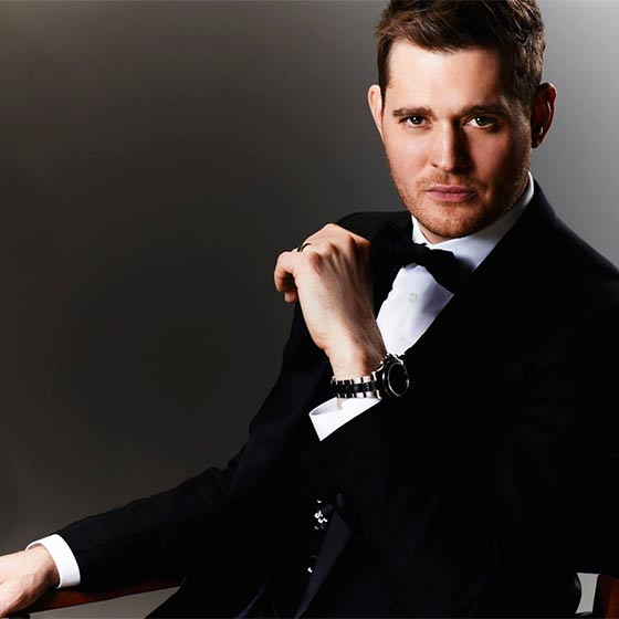 Celebrity booking - MICHAEL BUBLE